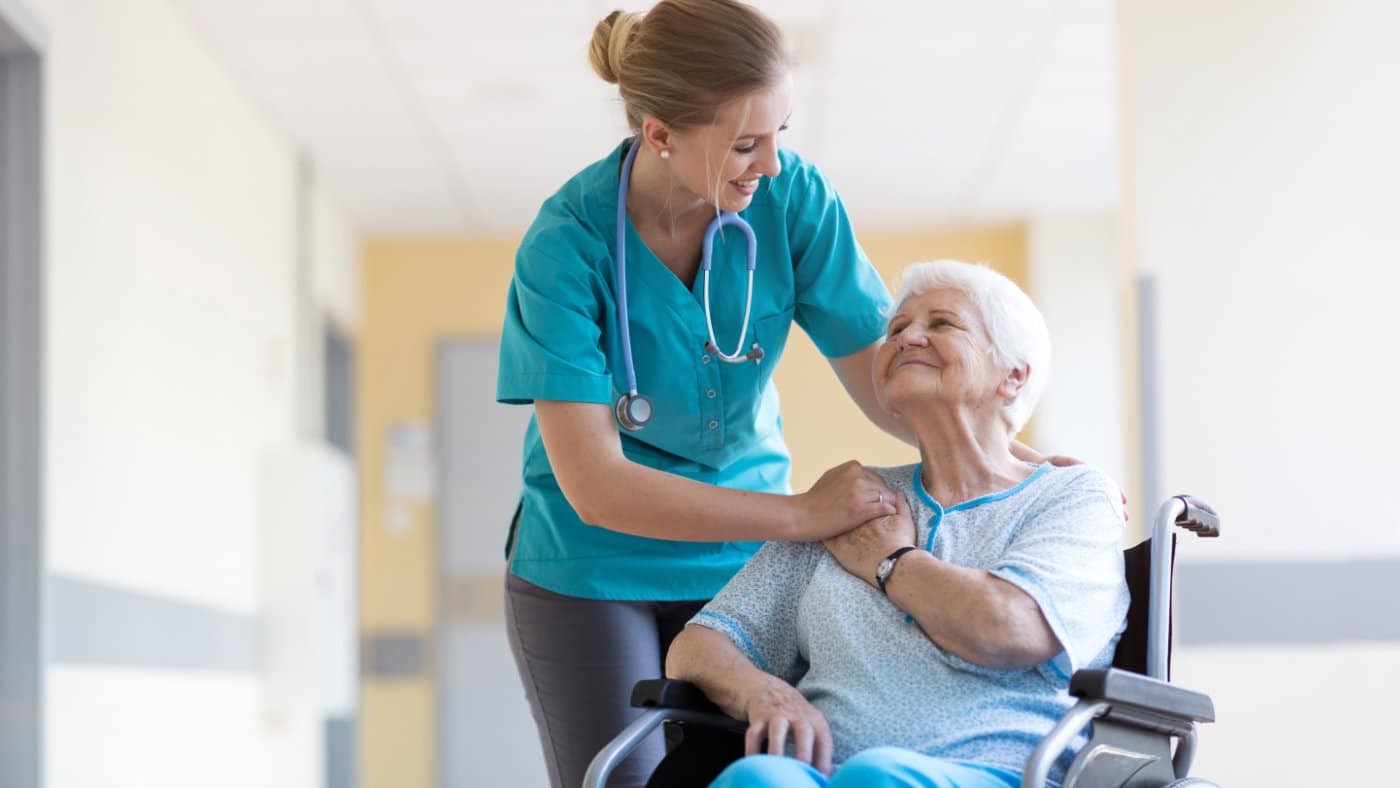 Helping our home care clients to doctor and hospital appointments